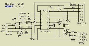 Basic Scriber Circuit